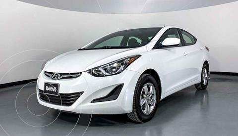 Hyundai Elantra GLS Aut usado (2016) color Blanco precio $187,999