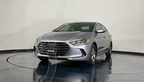 Hyundai Elantra GLS usado (2017) color Plata precio $209,999