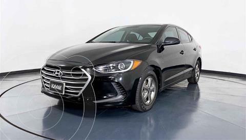 Hyundai Elantra GLS Aut usado (2018) color Blanco precio $254,999