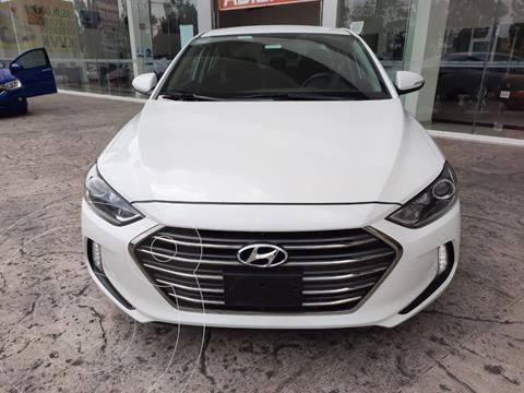 Hyundai Elantra GLS Premium usado (2018) color Beige precio $252,584