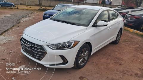 Hyundai Elantra GLS Premium usado (2018) color Blanco precio $249,000