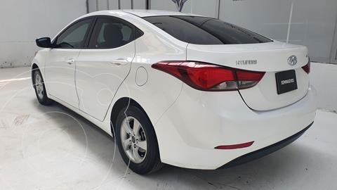 Hyundai Elantra GLS Aut usado (2015) color Blanco precio $192,520