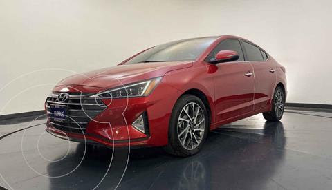 Hyundai Elantra Limited Tech Aut usado (2019) color Rojo precio $334,999