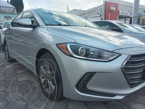 Hyundai Elantra GLS Premium Aut usado (2018) color Plata Dorado precio $239,900