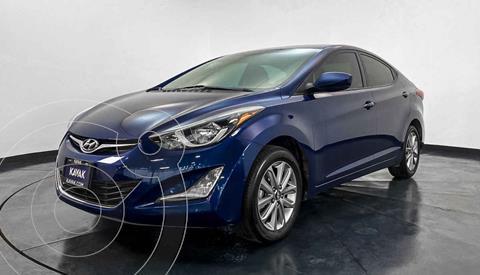 Hyundai Elantra GLS Premium Aut usado (2015) color Azul precio $174,999