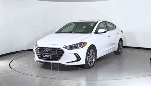 Hyundai Elantra Limited Tech Navi Aut usado (2018) color Blanco precio $292,999