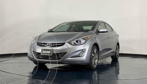 Hyundai Elantra Limited Tech Aut usado (2015) color Plata precio $214,999