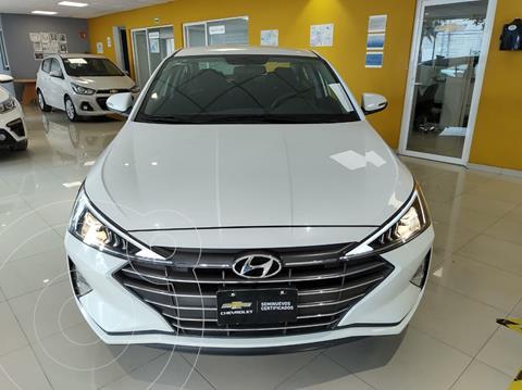 Hyundai Elantra GLS Premium usado (2019) color Blanco precio $295,900