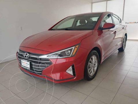 Hyundai Elantra GLS usado (2019) color Rojo precio $284,000