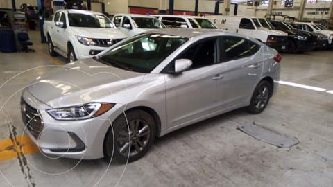 Hyundai Elantra GLS Premium usado (2018) color Plata Dorado precio $249,500