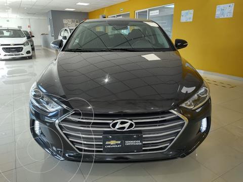 Hyundai Elantra GLS Premium usado (2018) color Negro precio $262,900