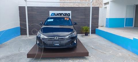 Hyundai Elantra Limited Tech Navi  usado (2019) color Negro precio $330,000