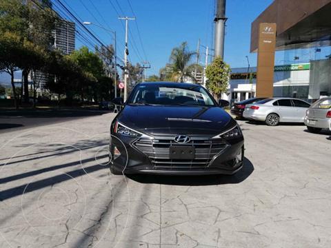 Hyundai Elantra Limited Tech Aut usado (2020) color Gris precio $410,400