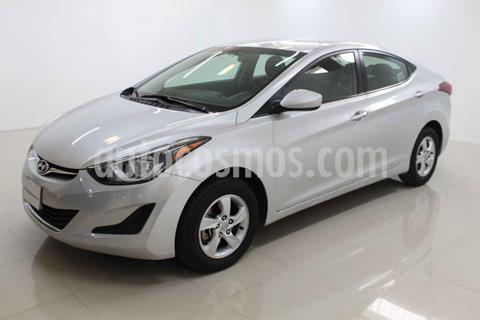 Hyundai Elantra GLS Aut usado (2016) color Plata precio $175,000
