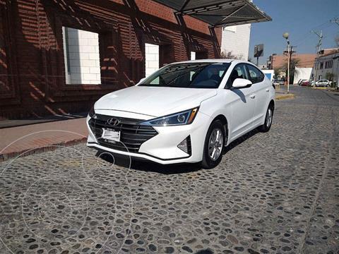 Hyundai Elantra GLS Aut usado (2020) color Blanco precio $290,000