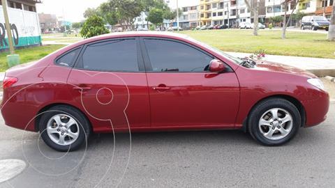 Hyundai Elantra  GLS 1.6L usado (2010) color Rojo precio u$s8,500