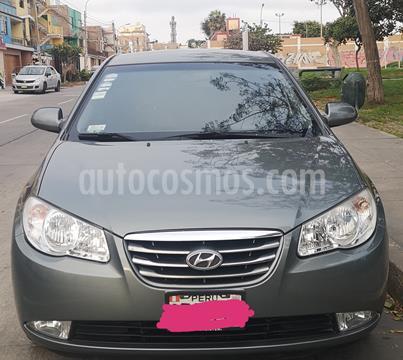 Hyundai Elantra  GLS 1.6L Aut usado (2010) color Plata precio u$s8,200