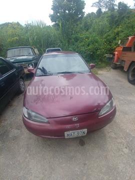 Hyundai Elantra Gls L4,1.8i,16v A 2 1 usado (1997) color Rojo precio u$s2.500