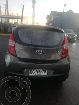 Hyundai Eon GL usado (2014) color Gris Acero precio $3.200.000