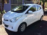Hyundai Eon 0.8L GL Base usado (2013) color Blanco precio $7,500