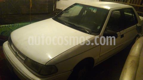 Hyundai Excel LS L4 1.5 8V usado (1998) color Blanco precio u$s1.000