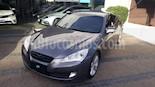 Foto venta Auto usado Hyundai Genesis Coupe 2.0 T (275Cv) (2011) color Gris Oscuro precio $590.000