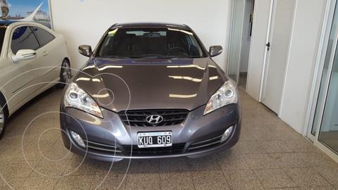 Hyundai Genesis Coupe 2.0 T usado (2012) color Gris Titanio financiado en cuotas(anticipo $1.125.000)