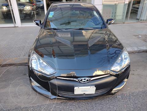 Hyundai Genesis Coupe 2.0 Turbo usado (2012) color Negro precio u$s18.500