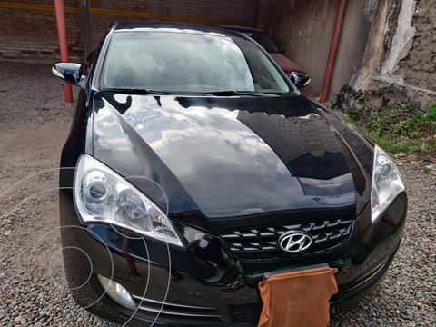 Hyundai Genesis Coupe 2.0 T usado (2012) color Negro precio u$s16.500