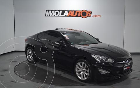 Hyundai Genesis Coupe 3.8 Aut usado (2014) color Negro precio $3.950.000