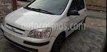 Hyundai Getz GLS 1.6L usado (2009) color Blanco precio BoF2.500
