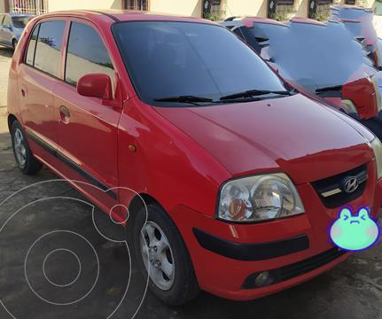 Hyundai Getz GLS AUTOMATICO usado (2007) color Rojo precio u$s1.500