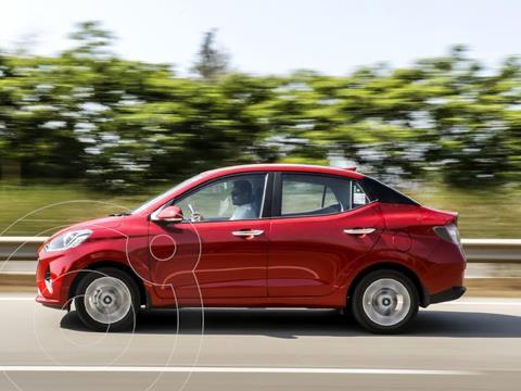 Hyundai Grand i10 Sedan MID nuevo color Rojo financiado en mensualidades(mensualidades desde $2,499)