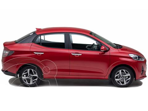 Hyundai Grand i10 Sedan GL nuevo color Rojo financiado en mensualidades(enganche $80,000 mensualidades desde $2,399)