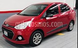 Foto venta Auto usado Hyundai Grand i10 4p GLS L4/1.2 Man (2016) color Rojo precio $154,000