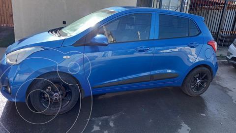 Hyundai Grand i10 1.2L GLS usado (2019) color Azul precio $7.900.000