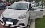 Hyundai Grand i10 1.0L A/C  usado (2019) color Blanco precio u$s14.000