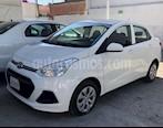 Foto venta Auto usado Hyundai Grand i10 GL Aut color Blanco precio $152,203