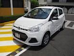 Foto venta Auto usado Hyundai Grand i10 GL Aut (2016) color Blanco precio $114,900