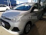 Foto venta Auto usado Hyundai Grand i10 GL Aut color Plata precio $154,000