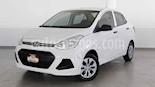 Foto venta Auto usado Hyundai Grand i10 GL Aut (2017) color Blanco precio $139,000