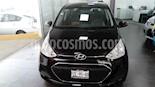 Foto venta Auto usado Hyundai Grand i10 GL Aut (2017) color Negro precio $150,000
