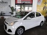 Foto venta Auto usado Hyundai Grand i10 GL MID Aut color Blanco precio $175,000