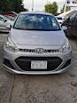 Foto venta Auto usado Hyundai Grand i10 GL MID Aut (2016) color Plata precio $124,000
