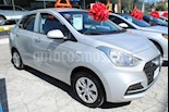 Foto venta Auto usado Hyundai Grand i10 GL MID Aut (2018) color Plata precio $207,000