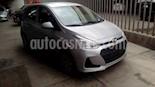 Foto venta Auto usado Hyundai Grand i10 GL MID Aut (2019) color Plata precio $190,000