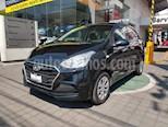 Foto venta Auto usado Hyundai Grand i10 GL MID Aut (2018) color Negro precio $194,900