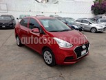 Foto venta Auto usado Hyundai Grand i10 GL MID Aut (2018) color Rojo precio $180,000