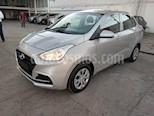 Foto venta Auto usado Hyundai Grand i10 GL MID Aut (2018) color Plata precio $189,000