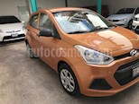 Foto venta Auto usado Hyundai Grand i10 GL MID (2015) color Naranja precio $108,000